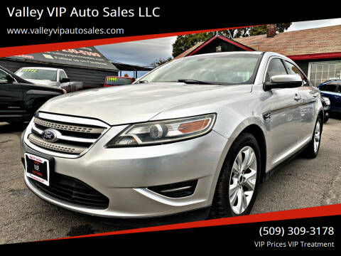 2011 Ford Taurus for sale at Valley VIP Auto Sales LLC in Spokane Valley WA