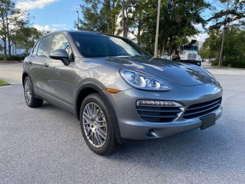 2011 Porsche Cayenne for sale at Global Auto Exchange in Longwood FL