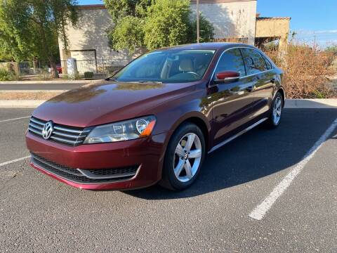 2014 Volkswagen Passat for sale at DORAMO AUTO RESALE in Glendale AZ