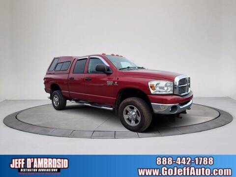 2008 Dodge Ram Pickup 2500 for sale at Jeff D'Ambrosio Auto Group in Downingtown PA