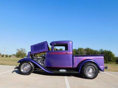 1932 Ford F-100 for sale at Classic Car Deals in Cadillac MI
