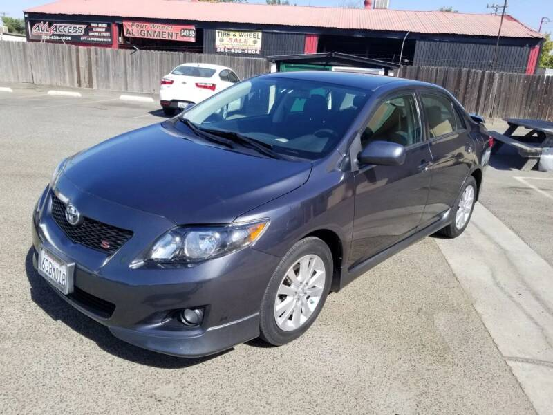 2009 Toyota Corolla for sale at Showcase Luxury Cars II in Pinedale CA