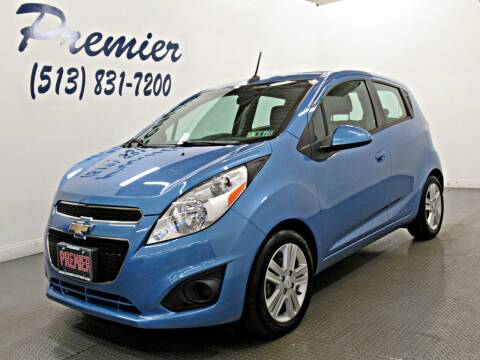 2014 Chevrolet Spark for sale at Premier Automotive Group in Milford OH