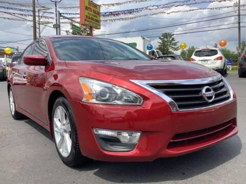 2014 Nissan Altima for sale at Active Auto Sales in Hatboro PA