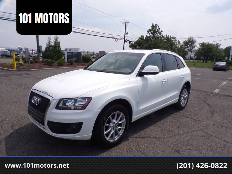 2012 Audi Q5 for sale at 101 MOTORS in Hasbrouck Heights NJ
