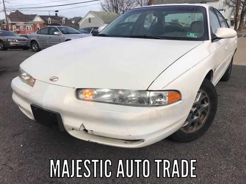 2001 Oldsmobile Intrigue for sale at Majestic Auto Trade in Easton PA