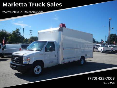 2018 Ford E-Series Chassis for sale at Marietta Truck Sales in Marietta GA