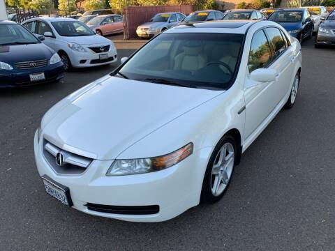 2005 Acura TL for sale at C. H. Auto Sales in Citrus Heights CA