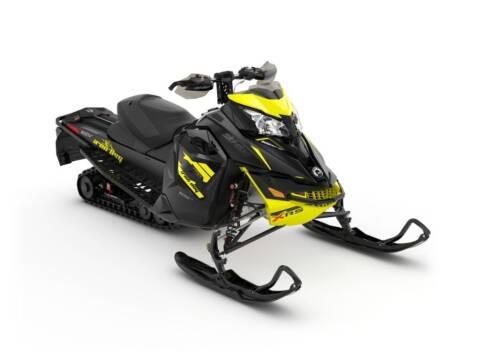 2018 Ski-Doo MXZ® X-RS® Iron Dog