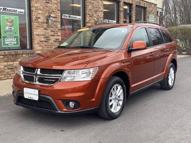 2014 Dodge Journey for sale at The King of Credit in Clifton Park NY