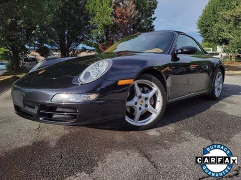 2005 Porsche 911 for sale at Carma Auto Group in Duluth GA