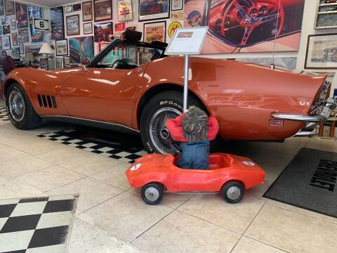 1968 Chevrolet Corvette for sale at A & A Classic Cars in Pinellas Park FL