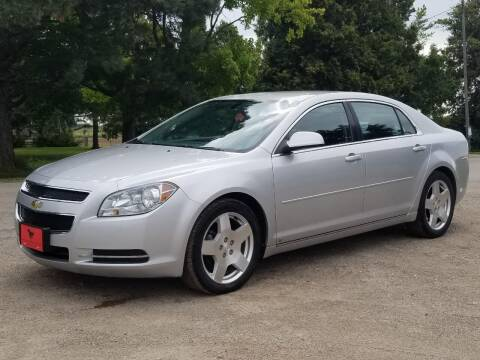 2009 Chevrolet Malibu for sale at Mechanical Services Inc in Oshkosh WI