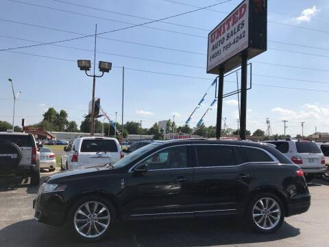 2010 Lincoln MKT for sale at United Auto Sales in Oklahoma City OK