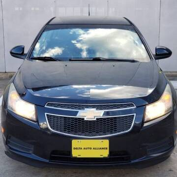 2011 Chevrolet Cruze for sale at Delta Auto Alliance in Houston TX