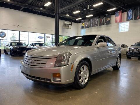 2007 Cadillac CTS for sale at CarNova in Sterling Heights MI