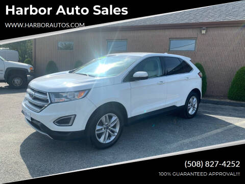 2017 Ford Edge for sale at Harbor Auto Sales in Hyannis MA