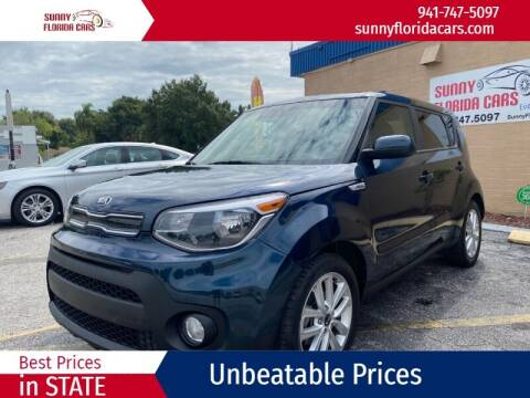 2017 Kia Soul for sale at Sunny Florida Cars in Bradenton FL