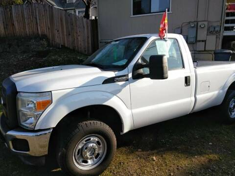 2011 Ford F-250 Super Duty for sale at AUCTION SERVICES OF CALIFORNIA in El Dorado CA