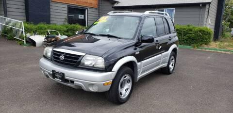 2005 Suzuki Grand Vitara for sale at Persian Motors in Cornelius OR