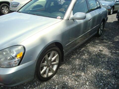 2002 Infiniti Q45 for sale at Branch Avenue Auto Auction in Clinton MD