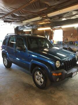 2003 Jeep Liberty for sale at Lavictoire Auto Sales in West Rutland VT