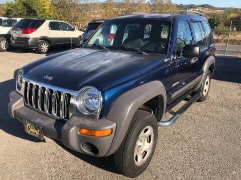2004 Jeep Liberty for sale at Central Automotive in Kerrville TX