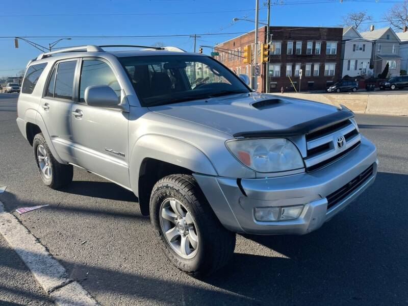 2005 Toyota 4Runner for sale at G1 AUTO SALES II in Elizabeth NJ