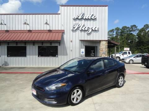 2015 Dodge Dart for sale at Grantz Auto Plaza LLC in Lumberton TX