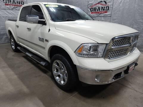 2016 RAM Ram Pickup 1500 for sale at GRAND AUTO SALES in Grand Island NE