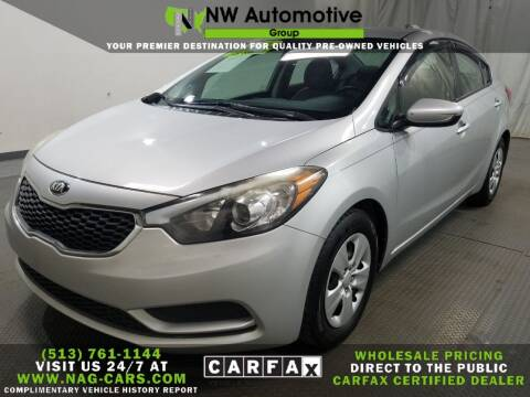 2016 Kia Forte for sale at NW Automotive Group in Cincinnati OH