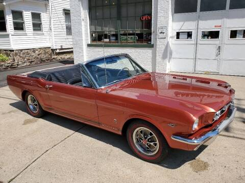 1966 Ford Mustang for sale at Carroll Street Auto in Manchester NH