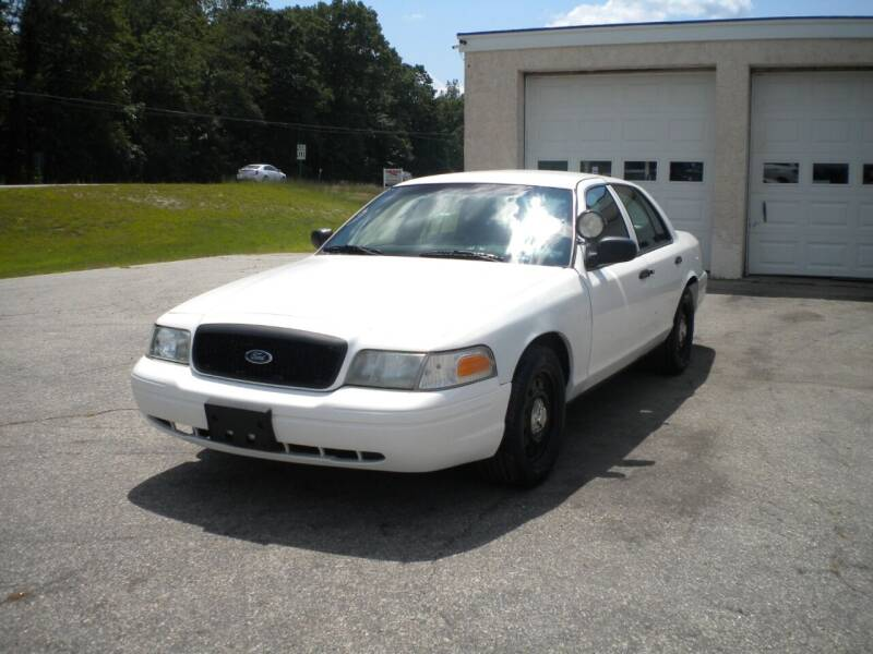2010 Ford Crown Victoria for sale at Route 111 Auto Sales in Hampstead NH