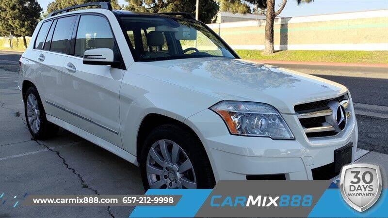 2012 Mercedes-Benz GLK for sale in Santa Ana, CA