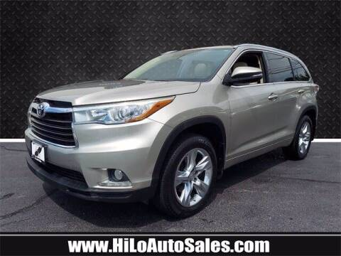 2015 Toyota Highlander for sale at BuyFromAndy.com at Hi Lo Auto Sales in Frederick MD