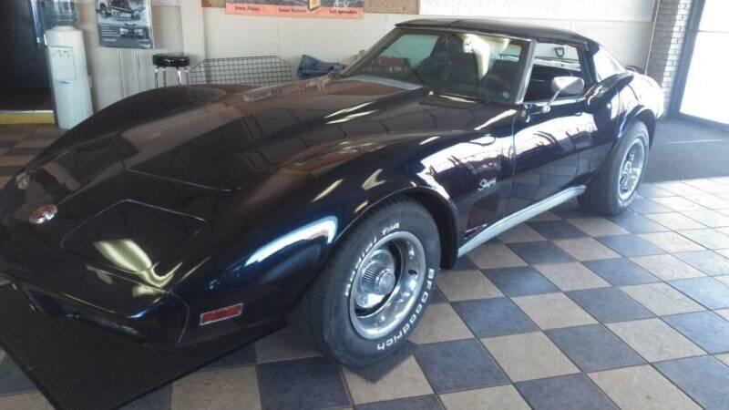 1974 Chevrolet Corvette for sale at Pepp Motors - Superior Auto in Negaunee MI