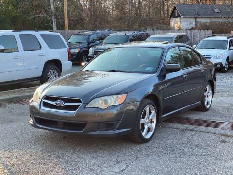 2009 Subaru Legacy for sale at AMA Auto Sales LLC in Ringwood NJ