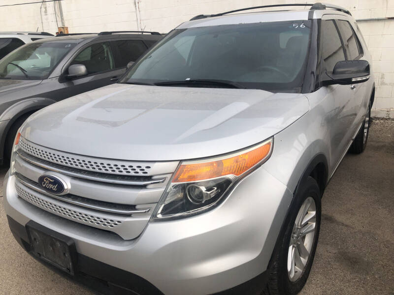 2014 Ford Explorer for sale at Auto Access in Irving TX