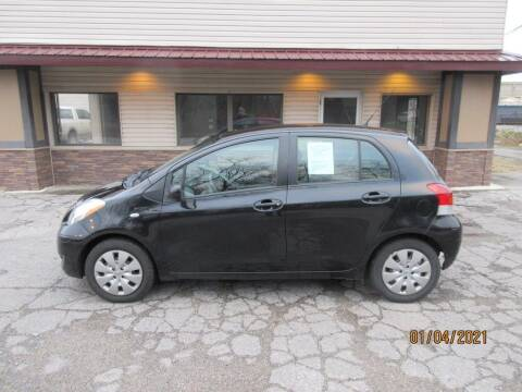 2011 Toyota Yaris for sale at Settle Auto Sales TAYLOR ST. in Fort Wayne IN