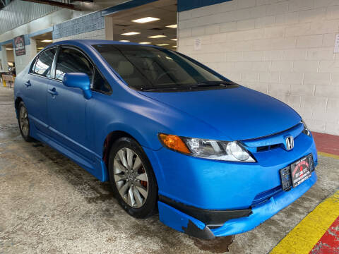 2006 Honda Civic for sale at JerseyMotorsInc.com in Teterboro NJ