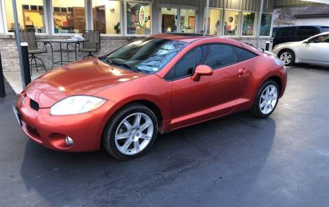 2007 Mitsubishi Eclipse for sale at County Seat Motors in Union MO