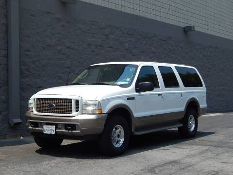 2003 Ford Excursion for sale at Gilroy Motorsports in Gilroy CA