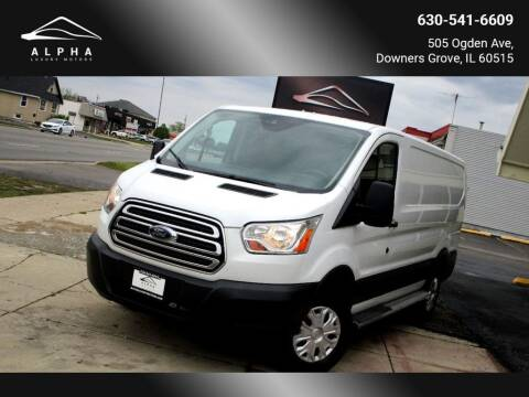 2017 Ford Transit Cargo for sale at Alpha Luxury Motors in Downers Grove IL