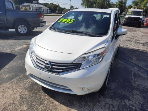 2015 Nissan Versa Note for sale at Autos by Tom in Largo FL