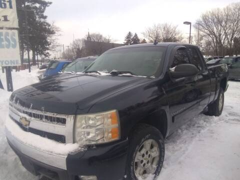 2007 Chevrolet Silverado 1500 for sale at Continental Auto Sales in White Bear Lake MN