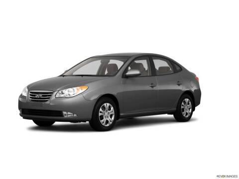 2010 Hyundai Elantra for sale at SULLIVAN MOTOR COMPANY INC. in Mesa AZ