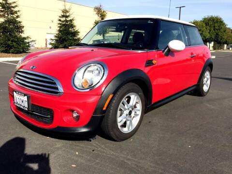 2012 MINI Cooper Hardtop for sale at 707 Motors in Fairfield CA
