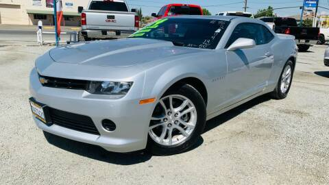 2014 Chevrolet Camaro for sale at La Playita Auto Sales Tulare in Tulare CA