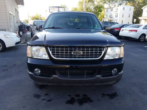 2004 Ford Explorer for sale at Roy's Auto Sales in Harrisburg PA