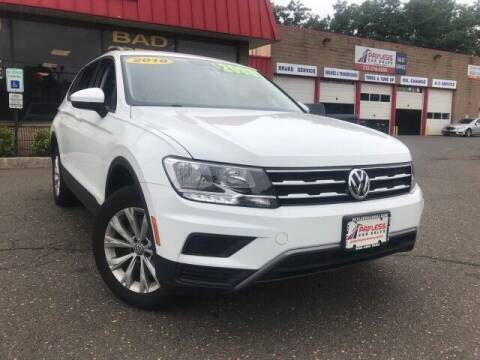 2018 Volkswagen Tiguan for sale at PAYLESS CAR SALES of South Amboy in South Amboy NJ